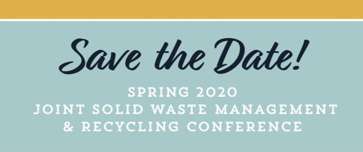 2020 Joint Solid Waste Management & RecyclingConference